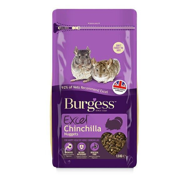 Chinchilla 1.5kg